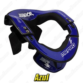 Protetor-de-Pescoco-Neck-Brace-MR-PRO-For-Fun--Infantil--Azul