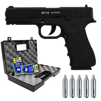 pistola-chumbinho-glock-w119-co2-4-5mm-177-metal